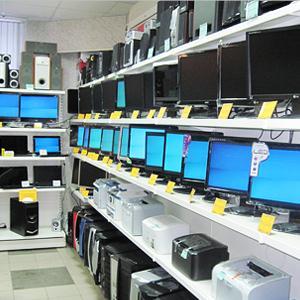 Компьютерные магазины Ирбейского