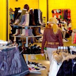 Магазины одежды и обуви Ирбейского