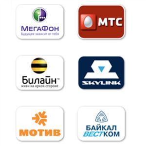 Операторы сотовой связи Ирбейского