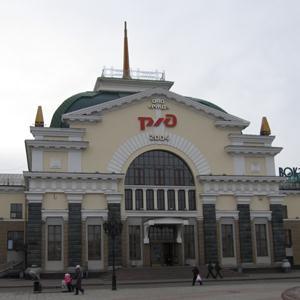Железнодорожные вокзалы Ирбейского